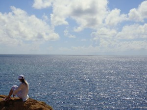 這就是那個美麗的海岬