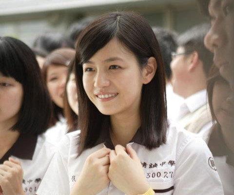 陳妍希在《那些年,我們一起追的女孩》中扮演的沈佳宜