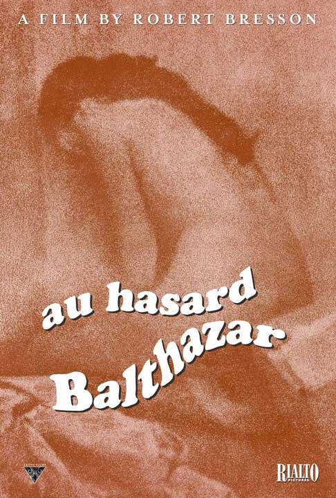 《驢子巴達薩》電影海報