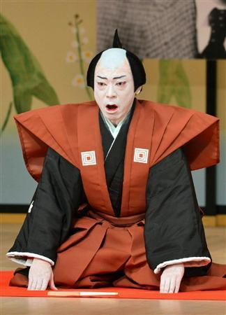 香川照之在歌舞伎的襲名是「市川中車」
