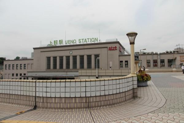 小海女25_上野車站