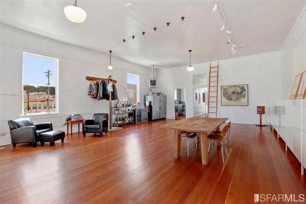 我也好想要這麼大的工作室!(圖片取自ELLE.com)