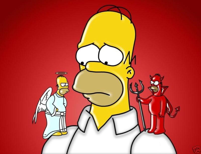 Homer-dilema