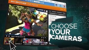 Live Feed還可以選擇不同鏡頭,追看你屬意的參賽者