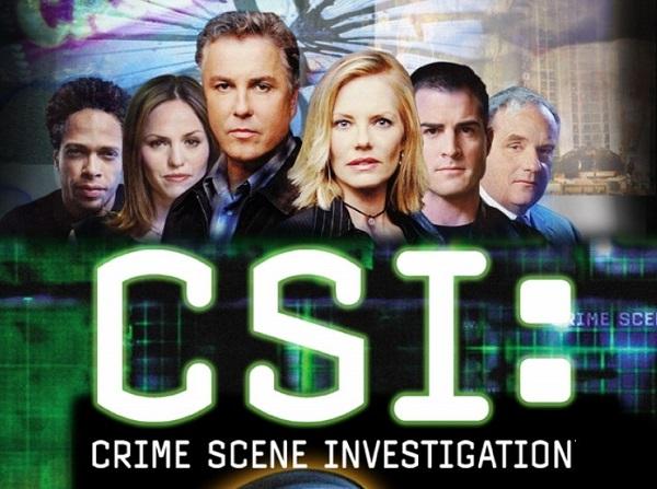 《CSI:犯罪現場》節奏緊湊,探討案件過程深入,引人入勝。(圖/網路)