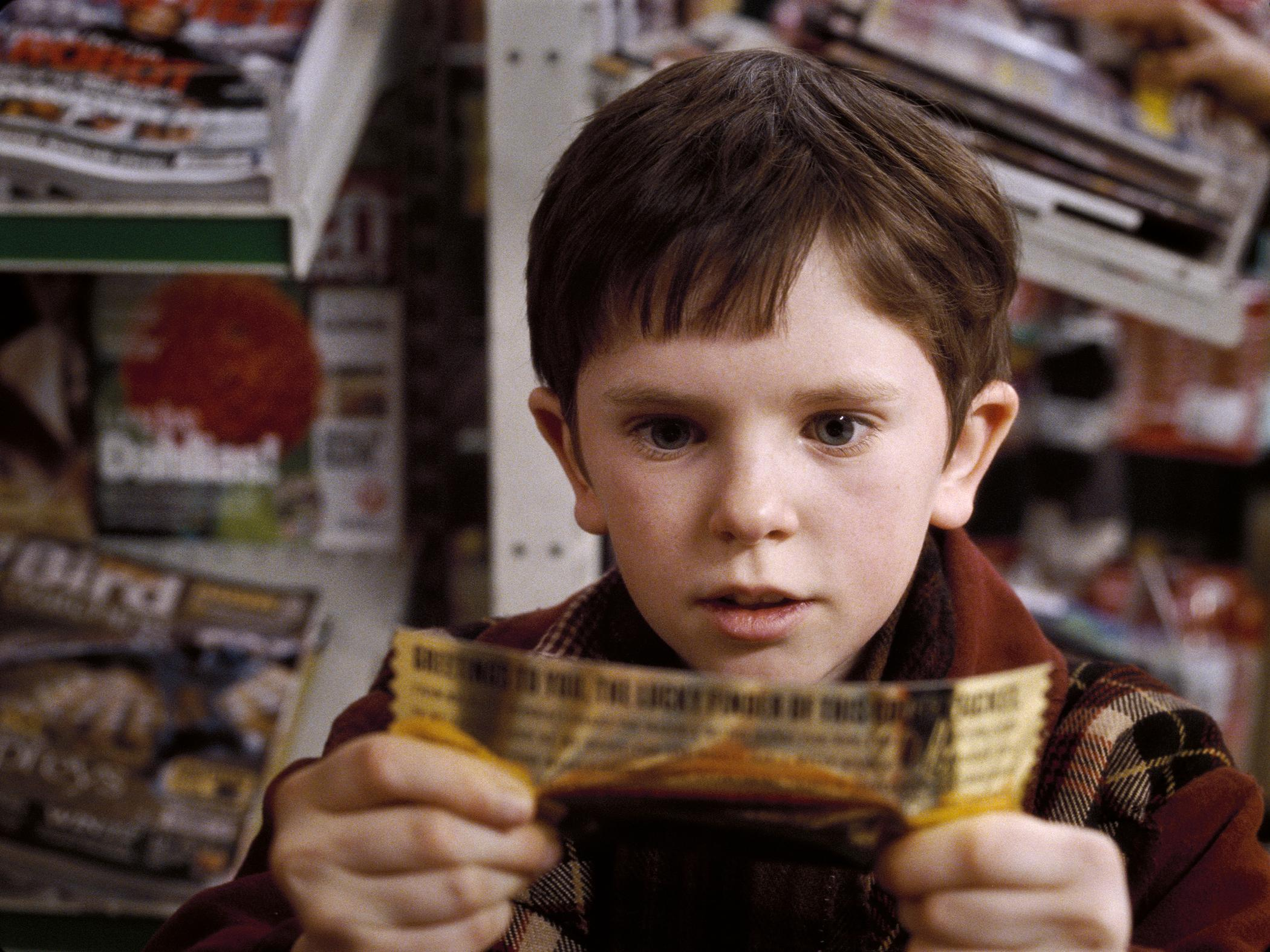 《Charlie and the Chocolate Factory 查理與巧克力工廠》