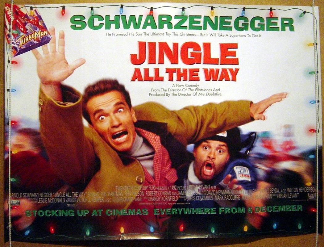 《Jingle All The Way 一路響叮噹》
