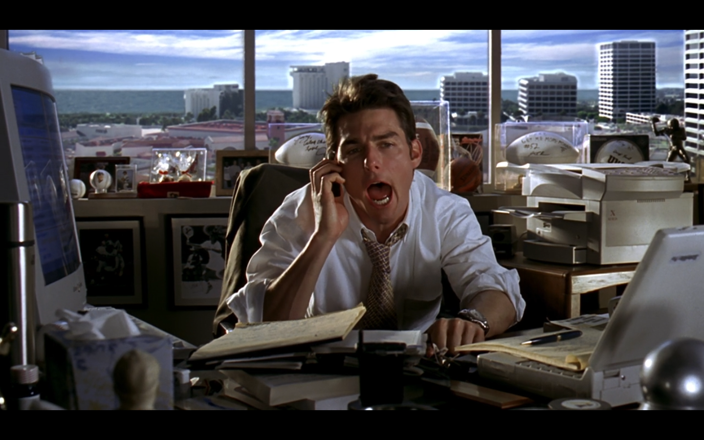 《Jerry Maguire 征服情海》