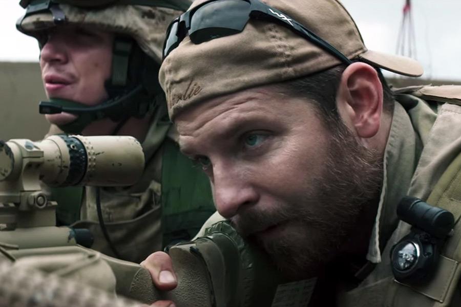 美國狙擊手 American Sniper-布萊德利庫柏 Bradley Cooper